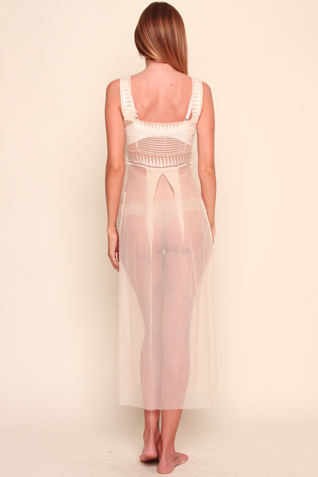 LA Boudoir Miami 1920s Sheer Dress From Miami Shoptiques