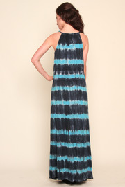 Young Fabulous & Broke Tie-Dyed Maxi Dress - Side cropped