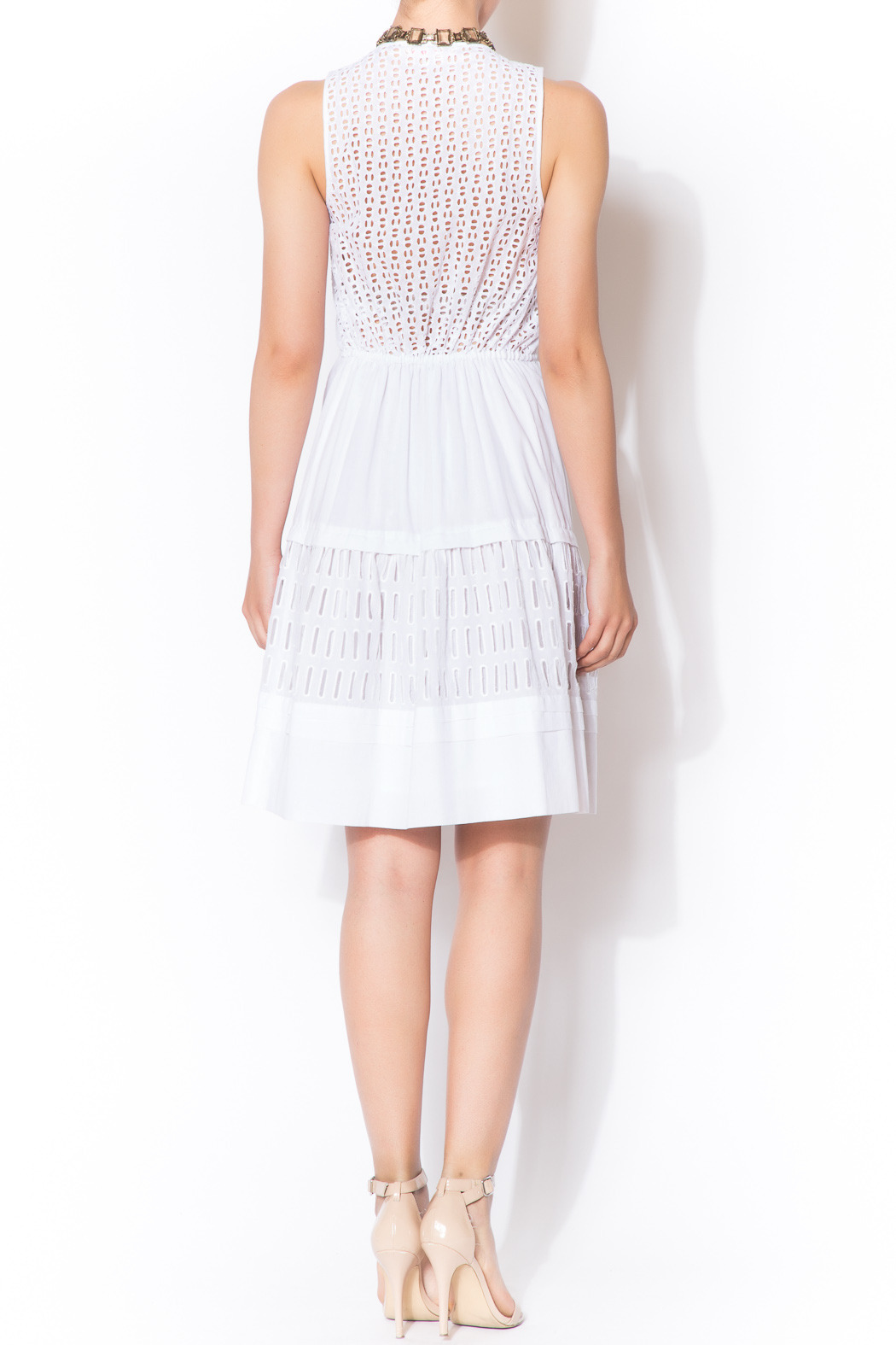 Clothing Dresses Rebecca Taylor Eyelet Dress