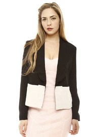 Shoptiques Product: Color Block Blazer