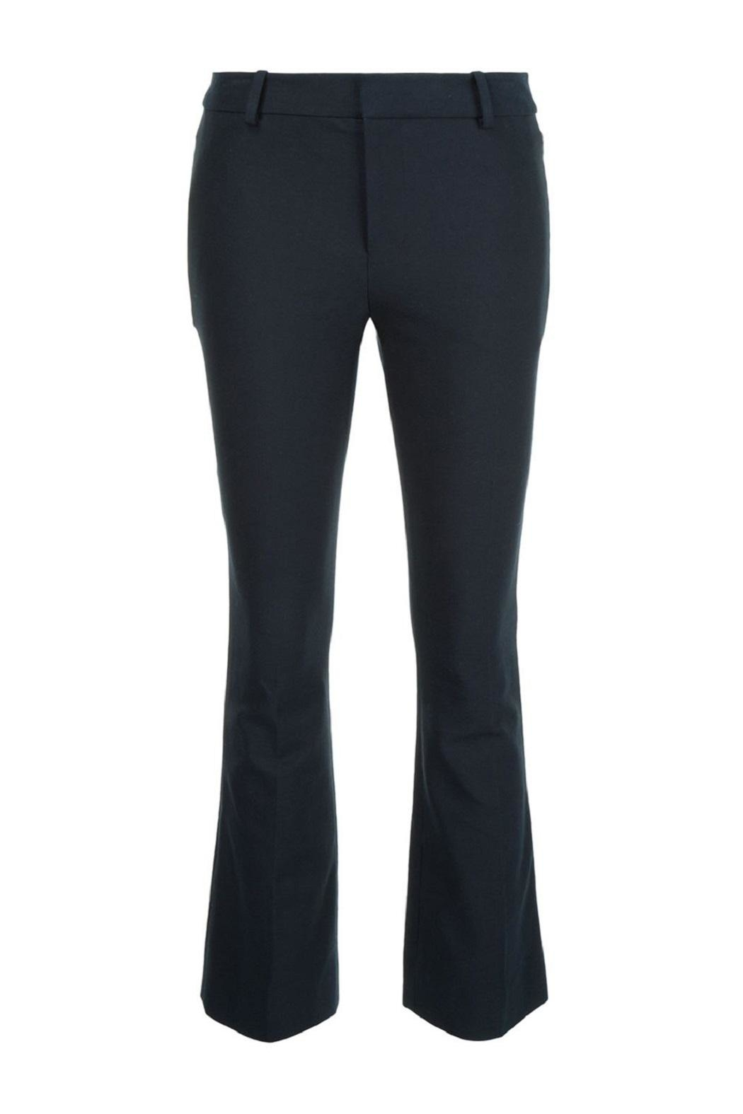 10 Crosby Derek Lam Cropped Flare Trousers - Main Image
