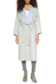 Shoptiques Product: Drop Shoulder Coat