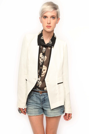 Shoptiques Product: Sleek One-Button Blazer