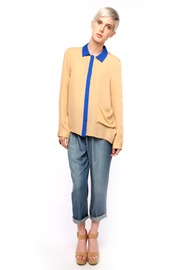 Shoptiques Product: Lantern Shirt - Front full body