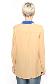 Shoptiques Product: Lantern Shirt - Back cropped