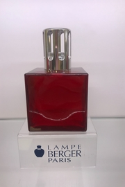 Lampe Berger 113604 Cube Red - Product Mini Image