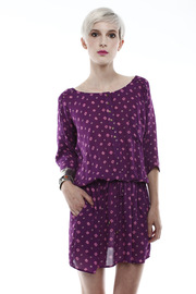 Shoptiques Product: Noreen Blouson Shirt Dress