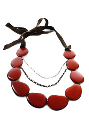 Shoptiques Product: La Floresta Statement Necklace - Other