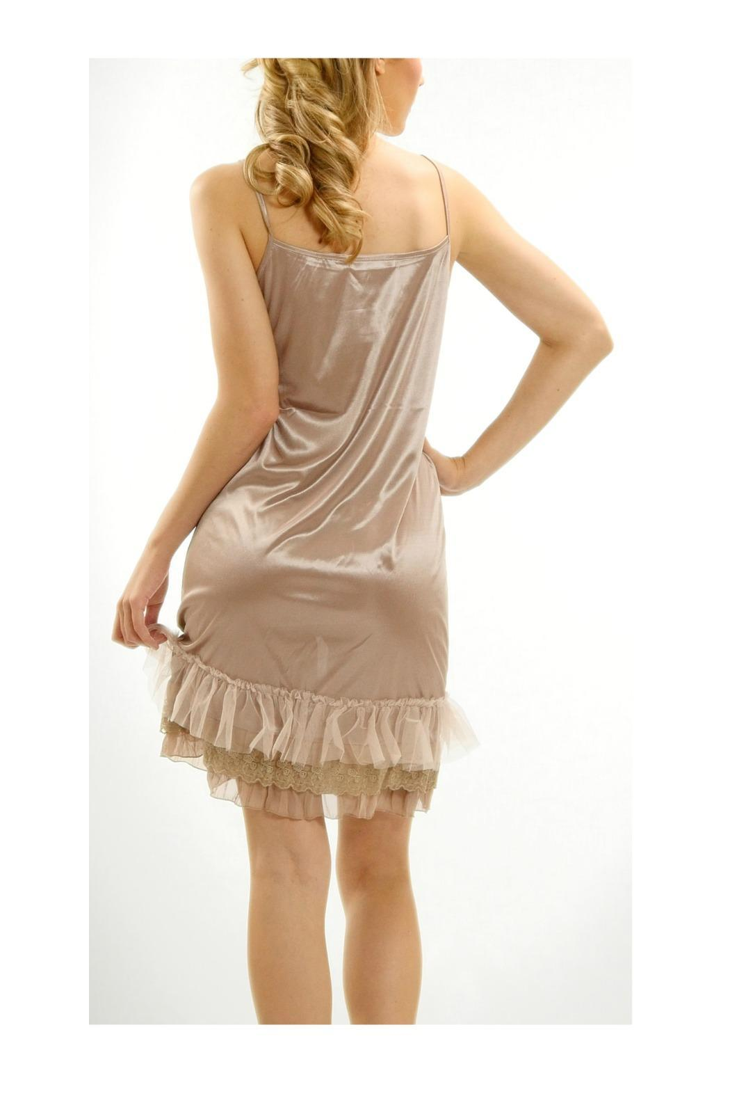 O2 Collection Three Layered Slip - Front Full Image