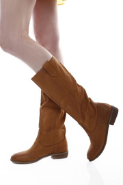 Baci Classic Stitched Boots - Other