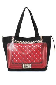Thursday Friday City Girl Tote - Product List Image