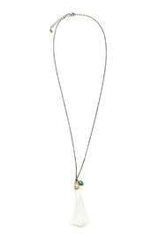 FADA Fada Tassel Necklace - Front cropped