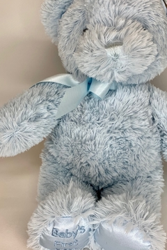 "Bearington Baby Collection 12""Blue plush bear - Alternate List Image"