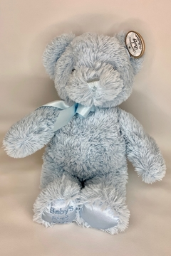 "Bearington Baby Collection 12""Blue plush bear - Product List Image"