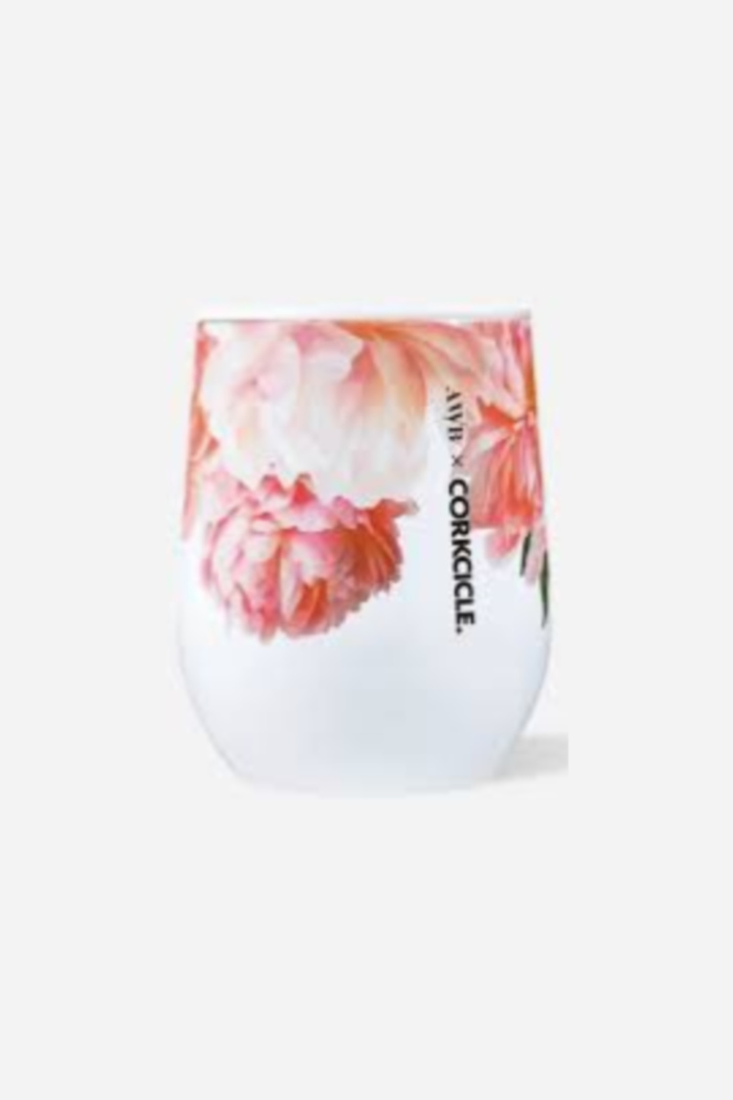 Corkcicle 12 OZ STEMLESS WINE GLASS-ARIELLA(ASHLEY WOODSON BAILEY) - Main Image