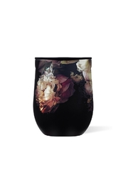 Corkcicle 12 OZ STEMLESS WINE GLASS-DUTCH LOVE(ASHLEY WOODSON BAILEY COLLECTION) - Front cropped