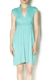vFish designs Mint Sharon Dress - Product Mini Image