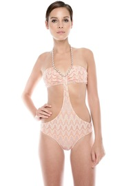 Shoptiques Product: Knit One-Piece - Front cropped