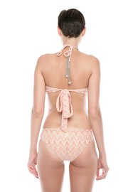 Shoptiques Product: Knit One-Piece - Back cropped