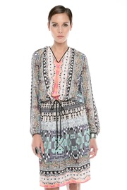 Shoptiques Product: African Print Dress