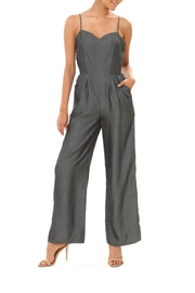 1250 c Dark Denim Jumpsuit - Product Mini Image