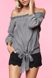 1250 c Off Shoulder Top - Product Mini Image