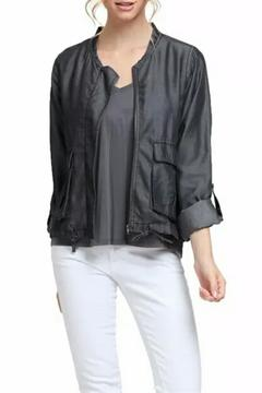 Shoptiques Product: Tencel Pocket Jacket