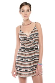 Dolce Vita Southwest-Print Dress - Front cropped