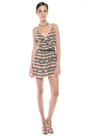 Dolce Vita Southwest-Print Dress - Front full body