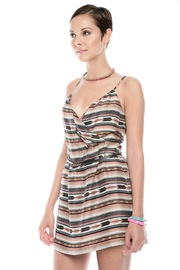 Dolce Vita Southwest-Print Dress - Side cropped