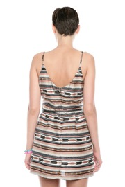 Dolce Vita Southwest-Print Dress - Back cropped