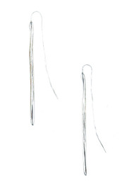 Shoptiques Product: Icicle Earrings