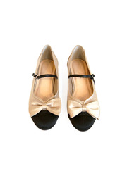 Shoptiques Product: Mary Jane Bow Flats - Other