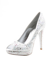 Loriblu Pumps With Diamant Detail - Front cropped