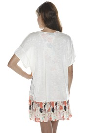 Torn by Ronny Kobo Flamingo Tee - Back cropped