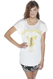 Shoptiques Product: Skull Tee