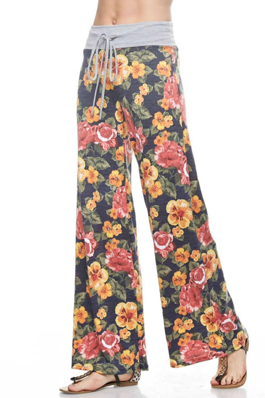 12pm by Mon Ami The Apollonia Pants - Front Full Image