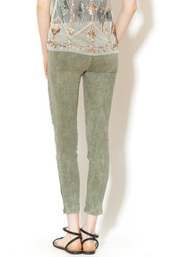 Shoptiques Product: Distressed Wash Leggings