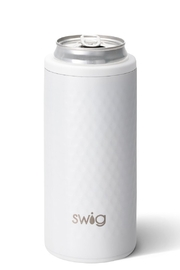 Swig 12oz Skinny Can - Front cropped