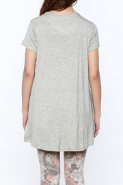 12pm by Mon Ami Crossed Out Tee - Back cropped