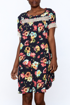 12pm by Mon Ami Flower Garden Dress - Product List Image