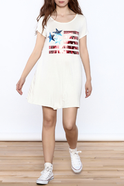 12pm by Mon Ami American Pride Dress - Front full body