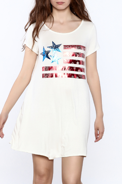 12pm by Mon Ami American Pride Dress - Product List Image