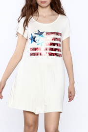 12pm by Mon Ami American Pride Dress - Front cropped
