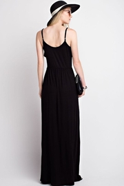 12pm by Mon Ami Black Pocket Maxi - Side cropped