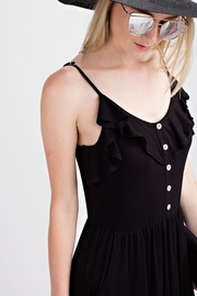 12pm by Mon Ami Black Pocket Maxi - Front full body