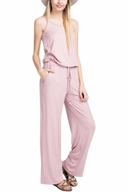 12pm by Mon Ami Relaxed Jumpsuit - Product Mini Image