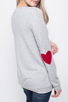 fbd874c2c5d ... 12pm by Mon Ami Feeling Loved Top - Product List Image