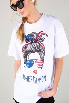 12pm by Mon Ami Mom Graphic Tee - Product List Image