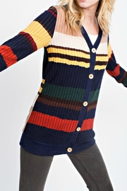 12pm by Mon Ami Primary Color Cardigan - Side cropped